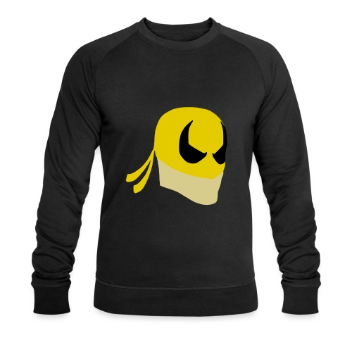 Iron Fist Simplistic - Men's Organic Sweatshirt by Stanley & Stella