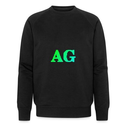 ATG Games logo - Miesten luomucollegepaita