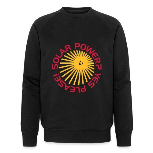 BD Solar Power - Männer Bio-Sweatshirt von Stanley & Stella