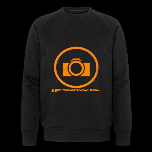 Orange 2 png - Økologisk sweatshirt til herrer