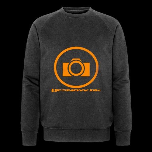 Orange 2 png - Økologisk Stanley & Stella sweatshirt til herrer