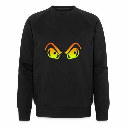 HALLOWEEN AUGEN - Männer Bio-Sweatshirt von Stanley & Stella