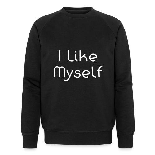 I Like Myself - Felpa ecologica da uomo