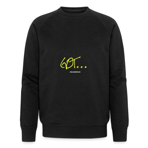 GOT LARGE LOGO - Men's Organic Sweatshirt by Stanley & Stella