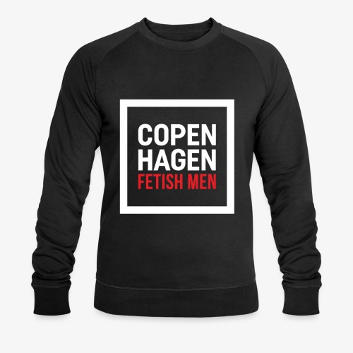 Copenhagen Fetish Men Jacket - Økologisk sweatshirt til herrer