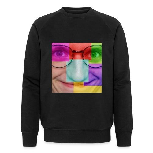 Bigface Moldave psyché édition - Sweat-shirt bio