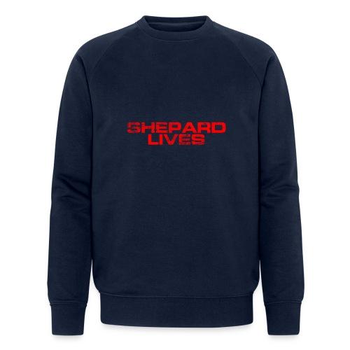 Shepard lives - Men's Organic Sweatshirt by Stanley & Stella