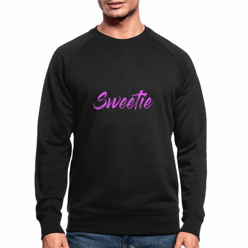 Sweetie - Men's Organic Sweatshirt