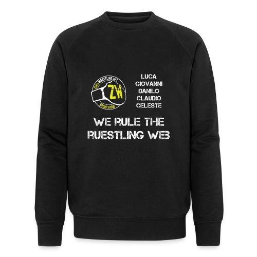 We Rule The Ruestling Web - Felpa ecologica da uomo di Stanley & Stella