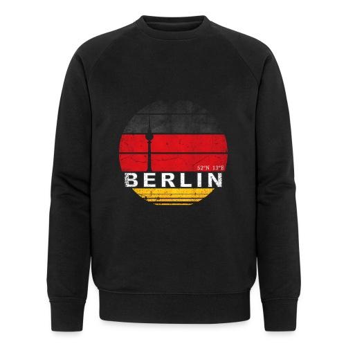 BERLIN, Germany, Deutschland - Men's Organic Sweatshirt