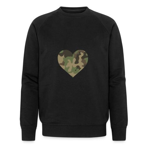 CamoHearth - Ekologiczna bluza męska Stanley & Stella