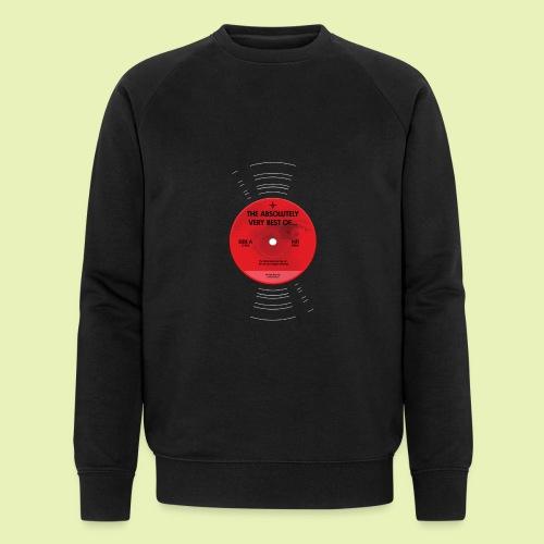 Record label - Mannen bio sweatshirt van Stanley & Stella