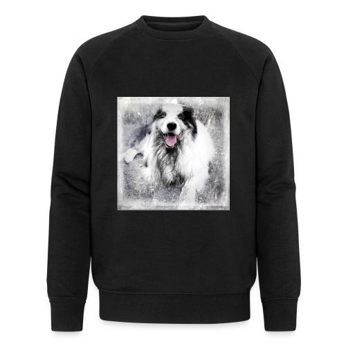 Cody bw - Männer Bio-Sweatshirt von Stanley & Stella