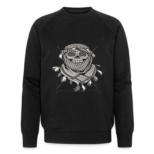 Krieger - Männer Bio-Sweatshirt von Stanley & Stella