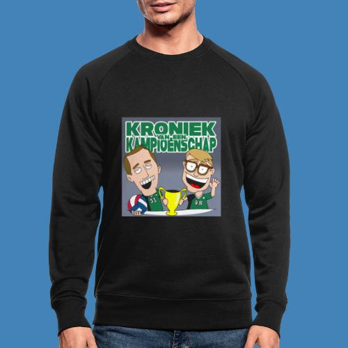 Kroniek van een Kampioenschap - Mannen bio sweatshirt