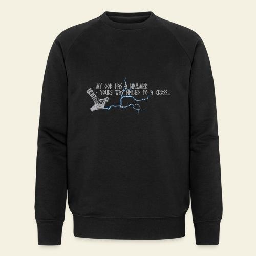 mjlner - Økologisk Stanley & Stella sweatshirt til herrer