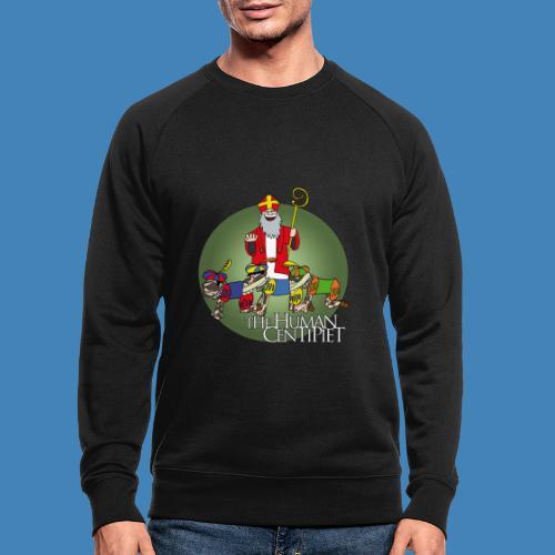 The Human Centipiet - Mannen bio sweatshirt