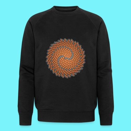Wallflower - Men's Organic Sweatshirt