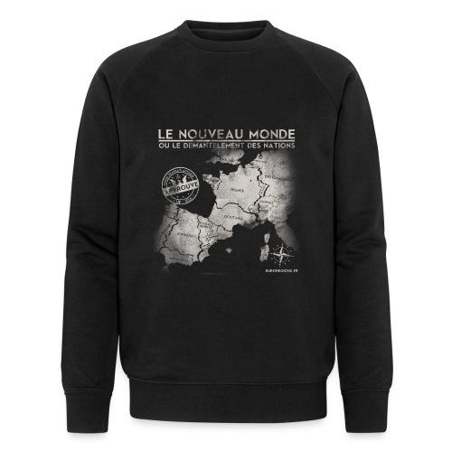 euroregions BLANC - Sweat-shirt bio