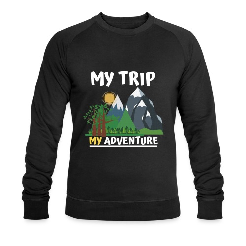 Adventure Tame . My Adventure - Men's Organic Sweatshirt