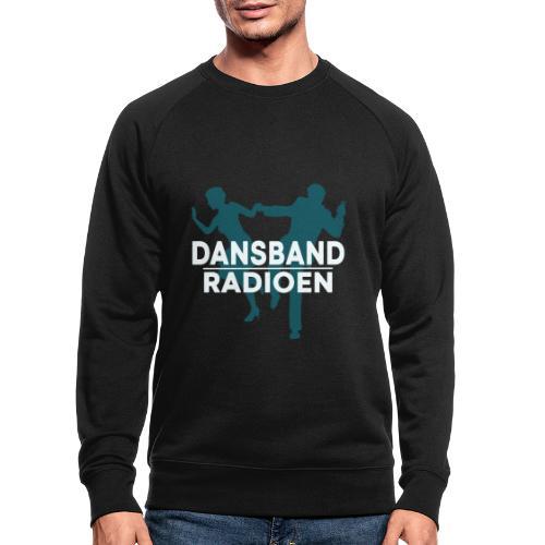Dansbandradioen - Økologisk sweatshirt for menn