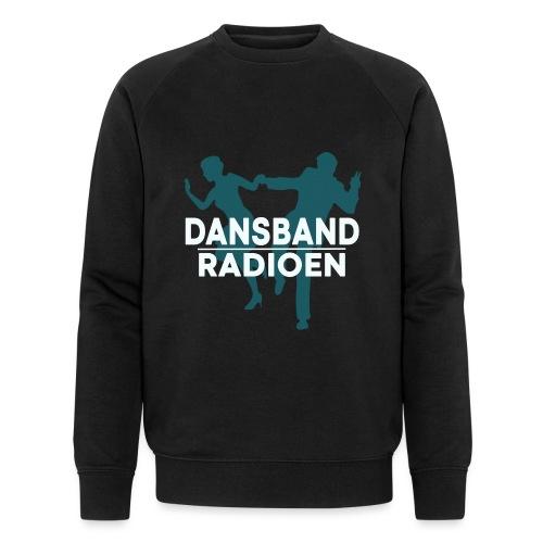 Dansbandradioen - Økologisk sweatshirt for menn fra Stanley & Stella