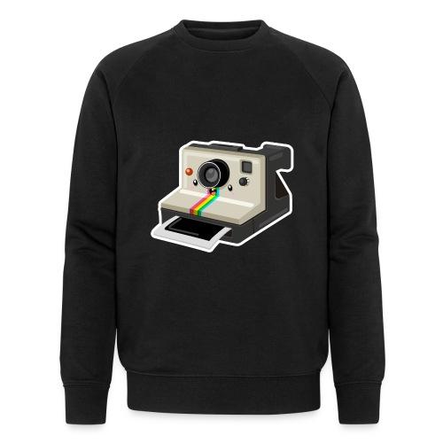 Polaroid 1000 kawaii - Sweat-shirt bio Stanley & Stella Homme