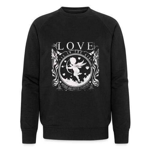 Love is in the air - Männer Bio-Sweatshirt von Stanley & Stella