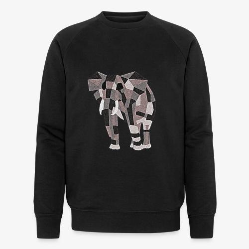 Słoń - Ekologiczna bluza męska Stanley & Stella