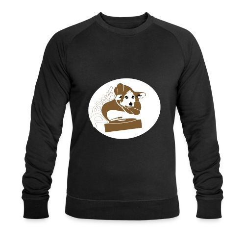 Droove logo - Mannen bio sweatshirt van Stanley & Stella