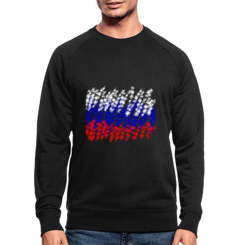 RUSSLAND - Männer Bio-Sweatshirt