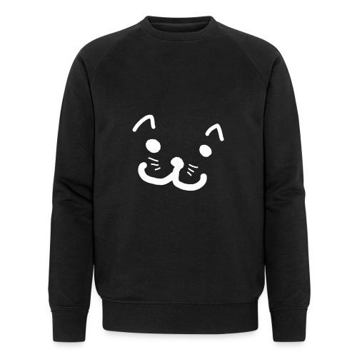 maou (vit) - Ekologisk sweatshirt herr från Stanley & Stella