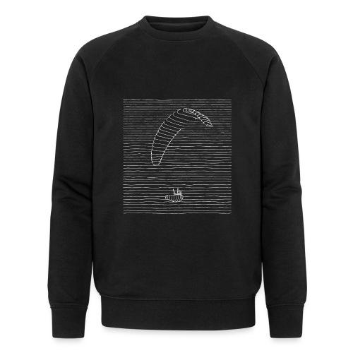Paraglider - Männer Bio-Sweatshirt von Stanley & Stella