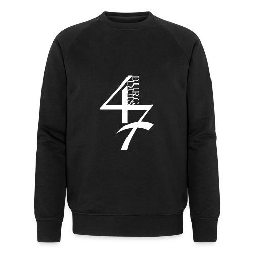 Duisburg 47 - Männer Bio-Sweatshirt von Stanley & Stella