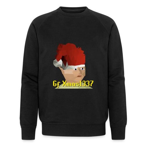 Gnomechild Christmas - Økologisk sweatshirt for menn fra Stanley & Stella