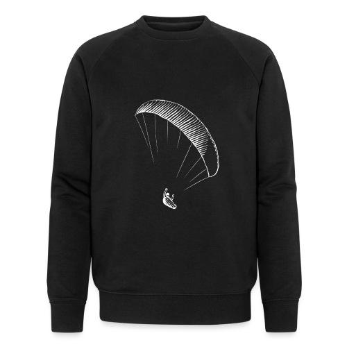 paraglider gerlitzen weiss - Männer Bio-Sweatshirt von Stanley & Stella