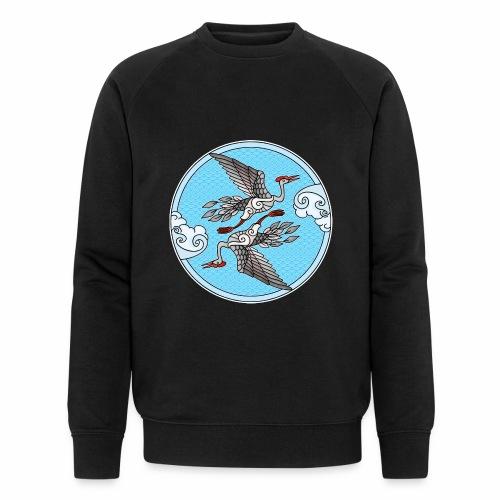 Schwaene - Männer Bio-Sweatshirt von Stanley & Stella