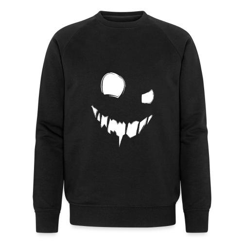 CreepySmile - Sweat-shirt bio Stanley & Stella Homme