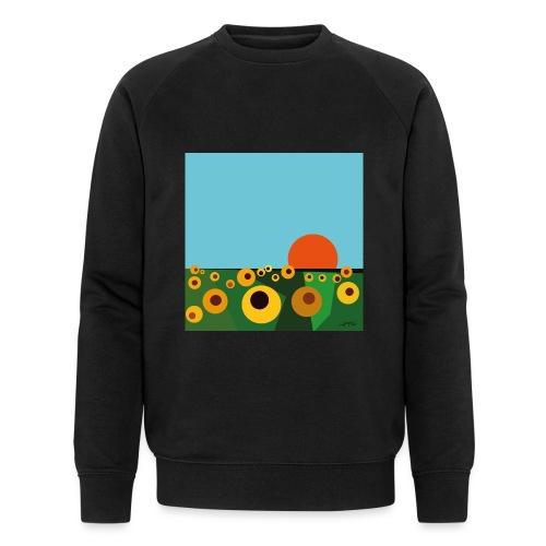 Sunflower - Men's Organic Sweatshirt by Stanley & Stella