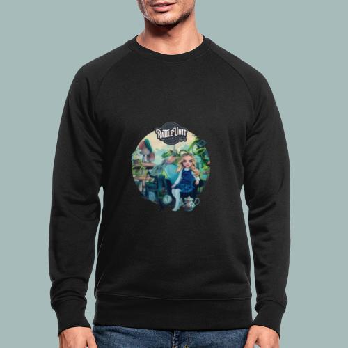 Letting Go Merch - Mannen bio sweatshirt