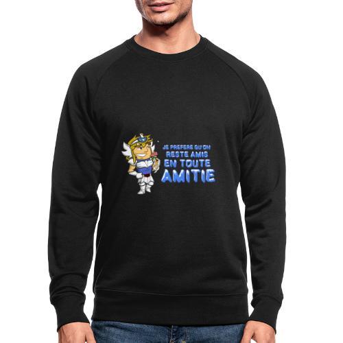 Hyôga - En toute Amitié - Sweat-shirt bio Stanley & Stella Homme