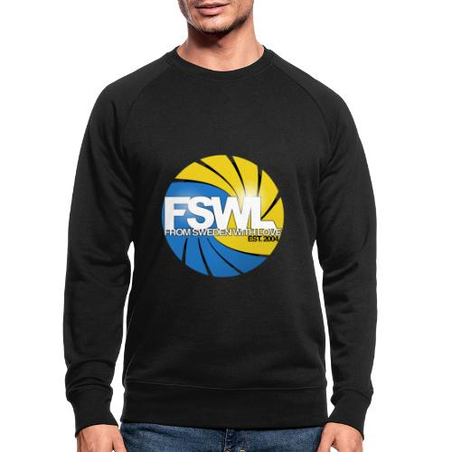 From Sweden With Love (FSWL) - Ekologisk sweatshirt herr