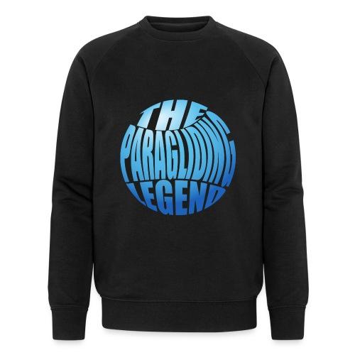 The Paragliding Legend - Männer Bio-Sweatshirt