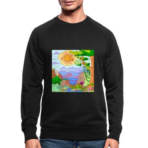 Sol - Økologisk sweatshirt til herrer