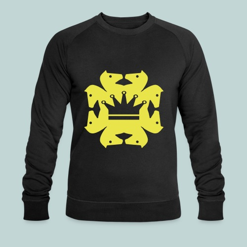 acht Springer - Männer Bio-Sweatshirt von Stanley & Stella