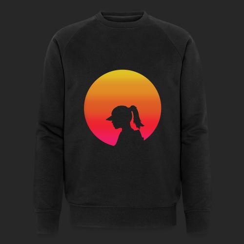 Gradient Girl - Men's Organic Sweatshirt by Stanley & Stella