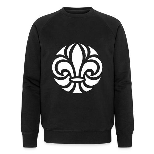 Scouterna-symbol_white - Ekologisk sweatshirt herr från Stanley & Stella