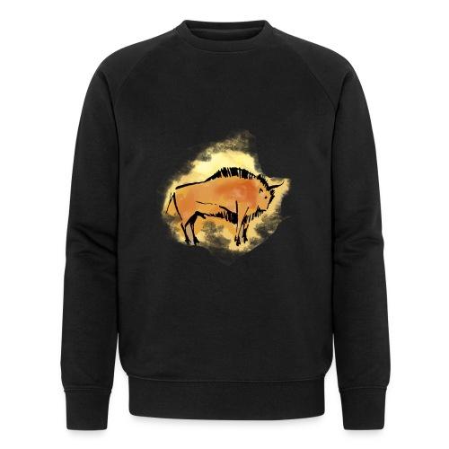 Wisent - Männer Bio-Sweatshirt von Stanley & Stella