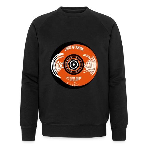 Wheel of justice - Men's Organic Sweatshirt by Stanley & Stella