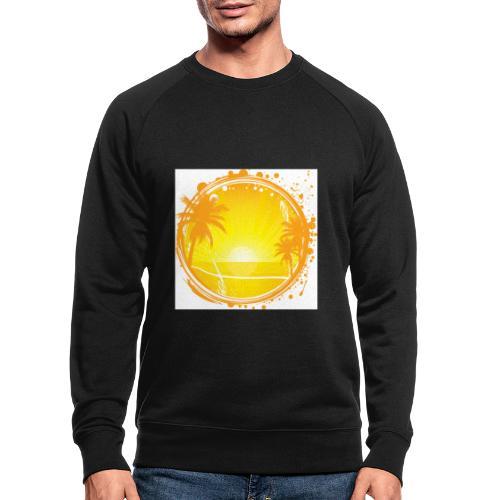 Sunburn - Men's Organic Sweatshirt